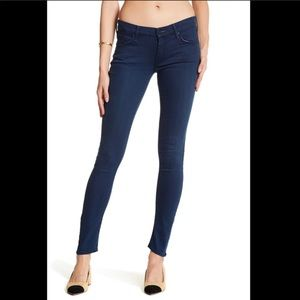 Mother The looker untouched jeans size 25 J1